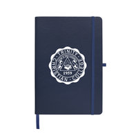 NAVY JOURNAL WITH  TRINITY SEAL