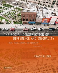 SOCIAL CONSTRUCTION OF DIFFERENCE & INEQUALITY (P)