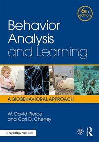 BEHAVIOR ANALYSIS & LEARNING (REV)