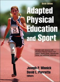 ADAPTED PHYSICAL EDUCATION & SPORT