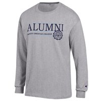 ALUMNI LONG SLEEVE T-SHIRT WITH SEAL