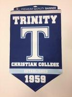 TRINITY T BANNER
