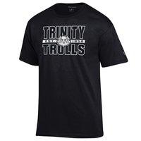 BLACK TRINITY TROLLS T-SHIRT