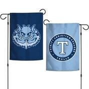 TWO-SIDED TRINITY GARDEN FLAG