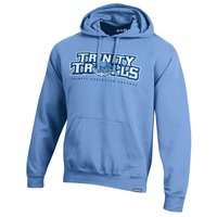 LIGHT BLUE TRINITY TROLLS HOODED SWEATSHIRT BY GEAR FOR SPORTS