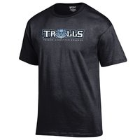 BLACK TROLLS T-SHIRT