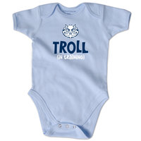 """TROLL IN TRAINING"" ROMPER"