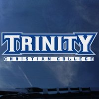 DECAL, TRINITY CHRISTIAN COLLEGE ATHLETIC