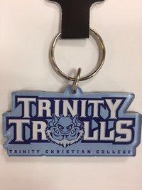 TRINITY TROLLS KEY TAG